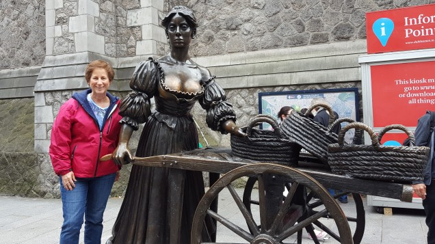Sweet Molly Malone!